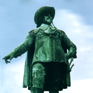 Statue of Christian IV